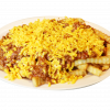Chillicheese fries plate