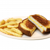 Grill cheese Kids with fries